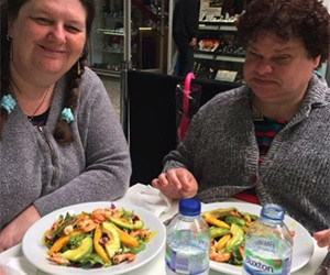 healthy eating Airthrie Homes